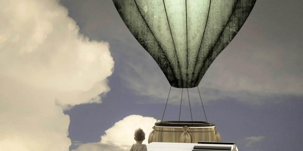 Balon sky dancer